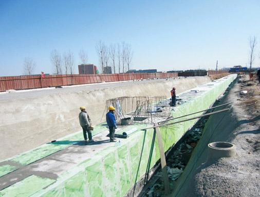 大匠风经典案例-北京电力隧道工程