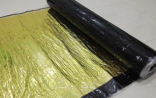 金雨衣CPS反应粘结型高分子湿铺防水卷材