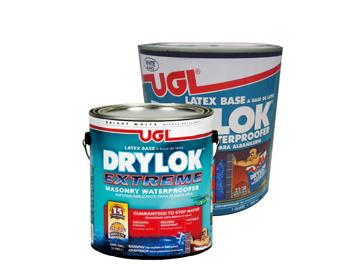 优巨力UGL开罐特殊机能背水压防霉防水涂料